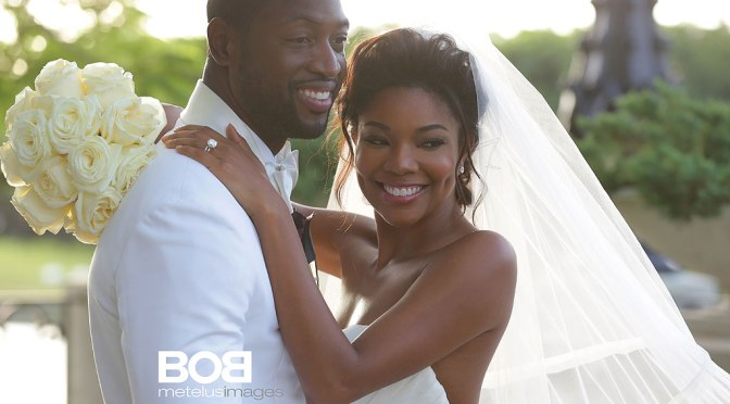 Dwayne Wade And Gabrielle Union Tie The Knot