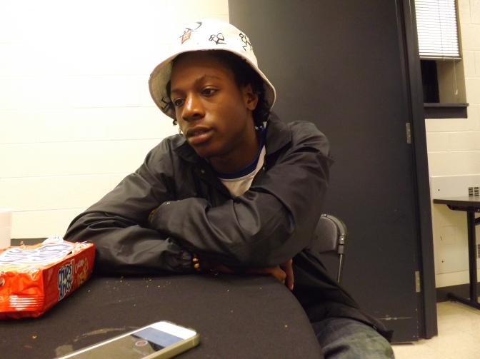 A Night With Joey Bada$$