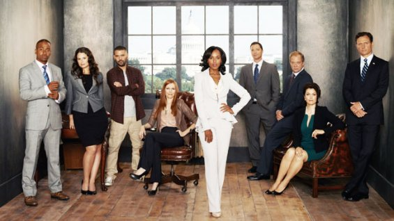 Scandal Review: First Lady Sings The Blues