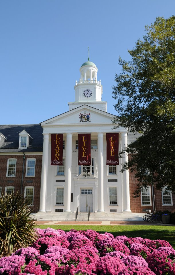 Salisbury University Prepares For Homecoming 2014