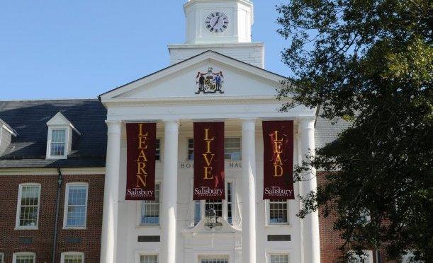 Salisbury University Prepares For Homecoming 2014