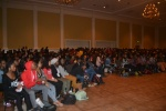 It was a packed house at the University of Maryland's annual Homecoming Juke Joint, held at the Stamp Grand Ballroom on Monday, October 13th, 2014 (Jessie Karangu/Pulsefeedz)
