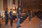 Echelon Fashion Society models during the University of Maryland's annual Juke Joint (Jessie Karangu/Pulsefeedz)