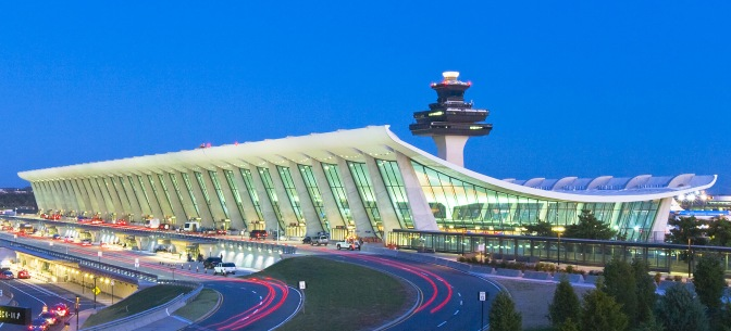 Ebola Patient in Texas Flew Through Dulles Airport