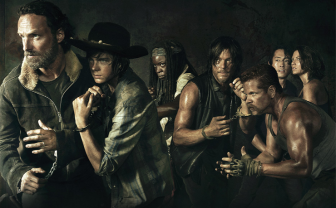 Review: 'The Walking Dead' Season 5 Premiere