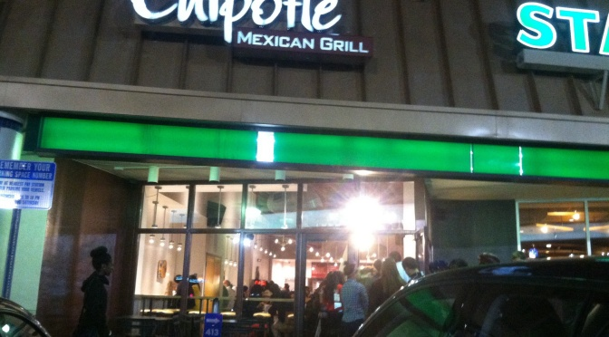 Chipotle Celebrates Halloween with Spook-tacular Promotion