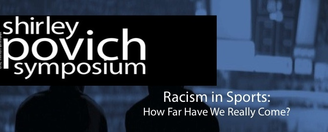 Povich Symposium discusses racism in sports