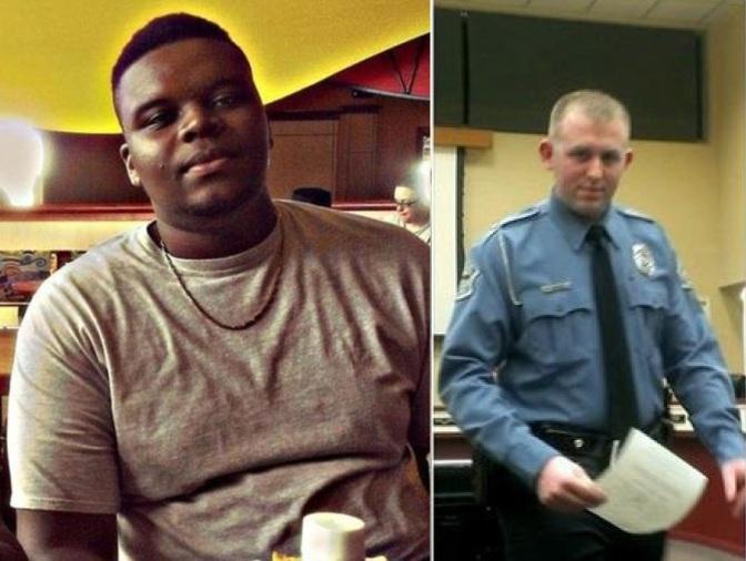 Ferguson Grand Jury Makes Decision