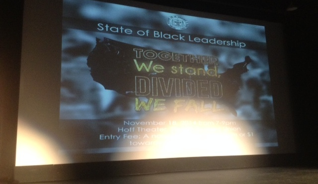 State of Black Leadership Gives NAACP A Chance To Speak Out