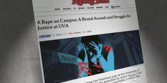 The UVa/Rolling Stone rape scandal: Why we need to stop blaming Jackie and start looking at Sabrina (OPINION)