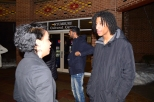 Ashley Sharp and Kosi Dunn discuss the proceedings of the night
