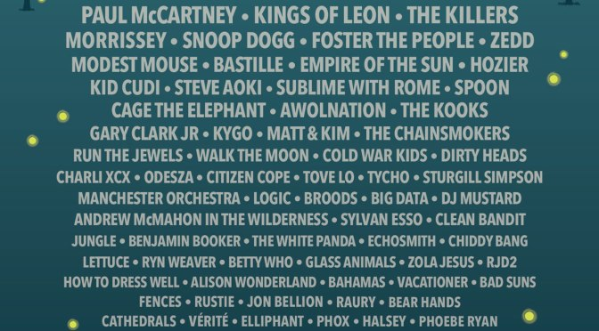 Reasons That You Gotta be at Firefly 2015 (in no particular order)