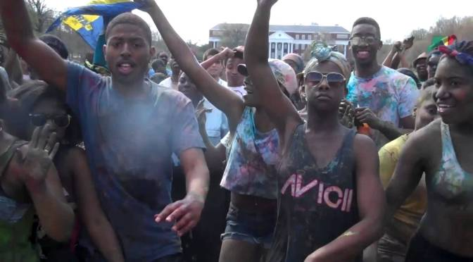 The Caribbean Student Association honors tradition with J'ouvert