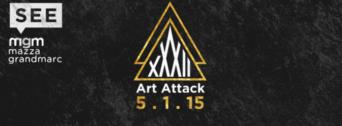 SEE Announces Art Attack 32… Well, NOT REALLY…