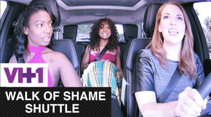 Vh1 Premieres the Walk of Shame Shuttle