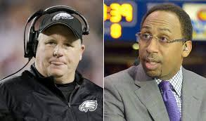 Stephen A. disappoints with Chip Kelly comments (Opinion)