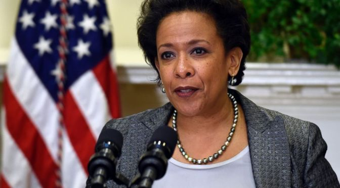 Loretta Lynch Confirmed, What's Next?
