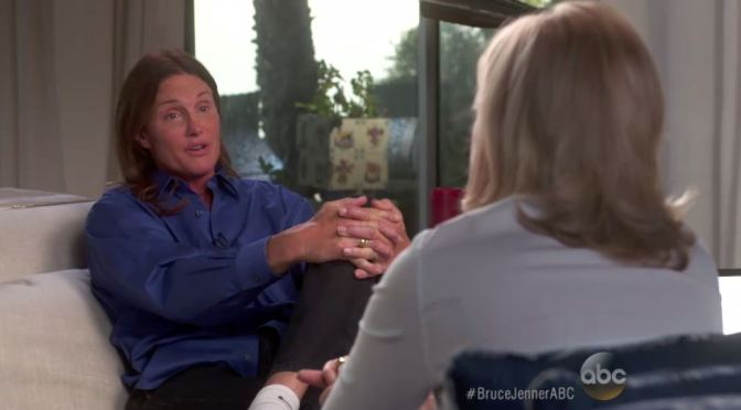 Bruce Jenner's Tell-All Interview with Diane Sawyer: RECAP