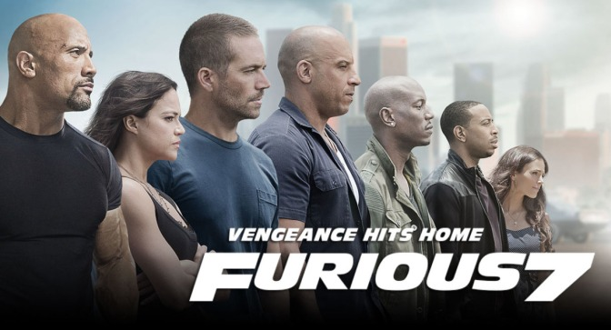 Furious 7: Surprisingly Mediocre (Review)