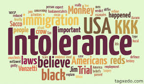 Defining Intolerance