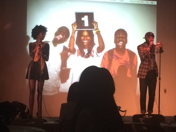 Houseboys and Poets: A Conscious Talent Show
