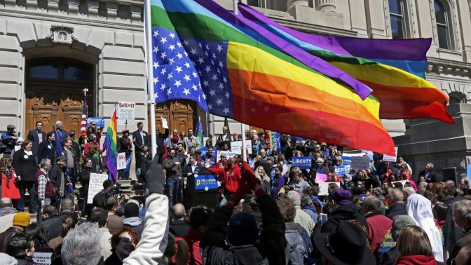 Indiana's Religious Freedom Bill Creates Controversy