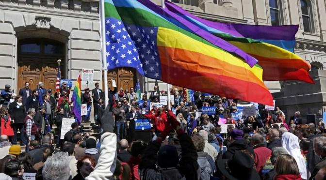 Indiana's Religious Freedom Bill Creates Controversy