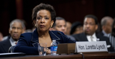 Loretta Lynch Confirmation for Attorney General