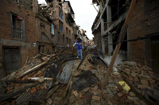 Update on Nepal's Devastating Earthquake