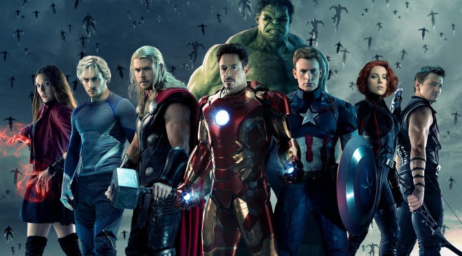 Avengers: Age of Ultron Hits Big! (Review)