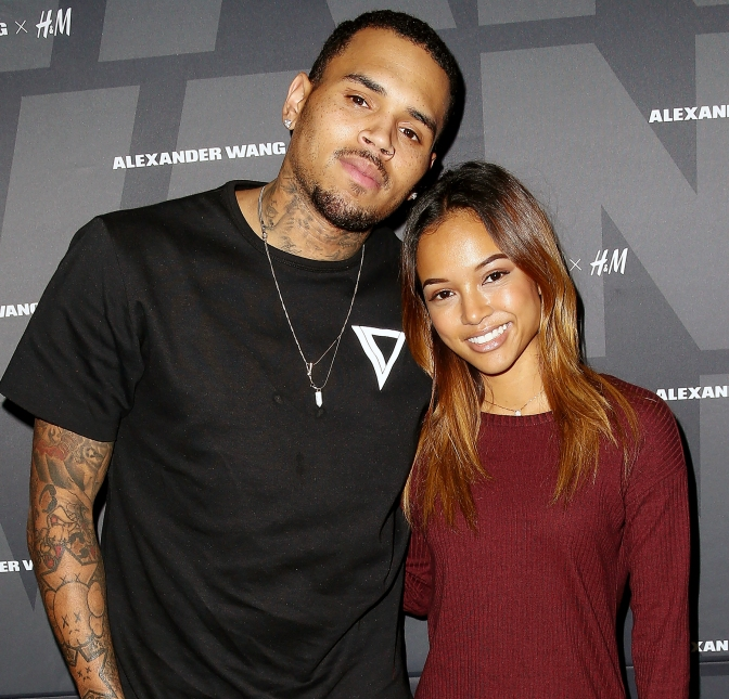 Social Media Showdown: Karrueche v. C. Breezy