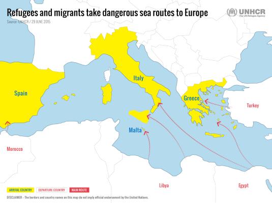 Courtesy of UNHCR