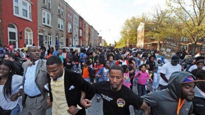 From Baltimore to UMD: Can students trust cops?