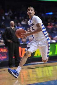 Billy Garrett Jr. Courtesy of NCSA Sports.