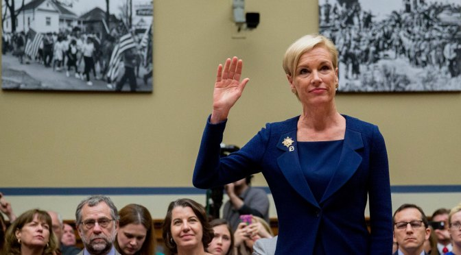 Planned Parenthood: The drama continues
