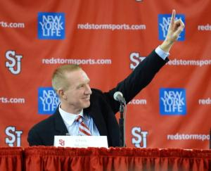 Chris Mullin. Courtesy of New York Daily News.