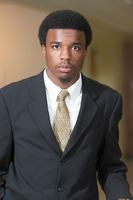 Courtesy BMore news: Colin Byrd is a student activist at UMD.