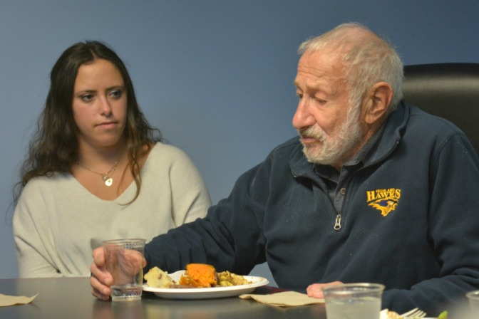 Holocaust survivor speaks to UMD students