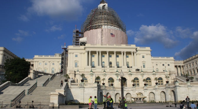 Congress passes spending bill to keep government funded until December