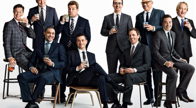 Today's Top 10 Late-Night Talk Shows, Ranked