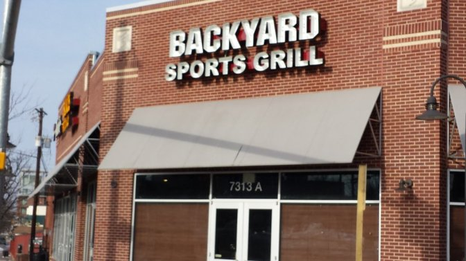 College Park City Council considers  revoking the entertainment licence of the Backyard Sports Grill