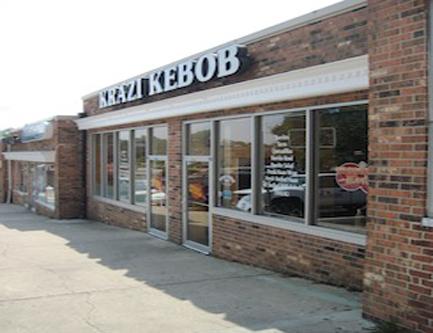Students Get 'Krazi' at Krazi Kebob's Fifth Year Anniversary