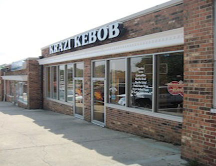 Students Get 'Krazi' at Krazi Kebob's Fifth Year Anniversary