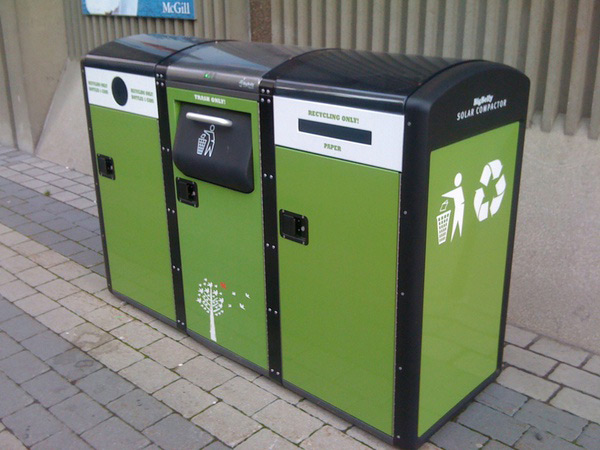 Hyattsville Set to Install Solar-Powered Trash Compactors Around Town