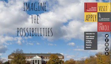 Courtesy of the UMD Admissions website