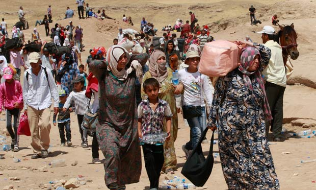 Syrian refugee crisis: What is America's responsibility? (Opinon)