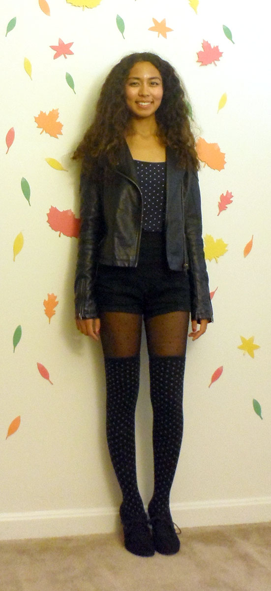 Styling Tips: Tights For Fall