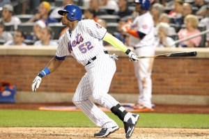 Mets outfielder Yoenis Cespedes. Photo courtesy of nypost.com.