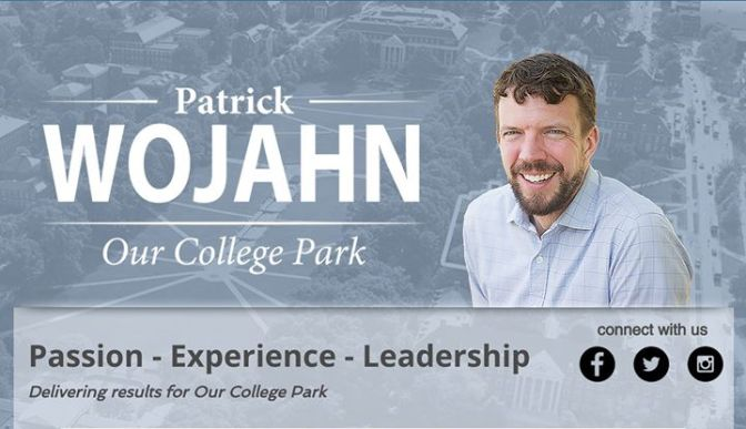 Meet the Mayor: Patrick Wojahn