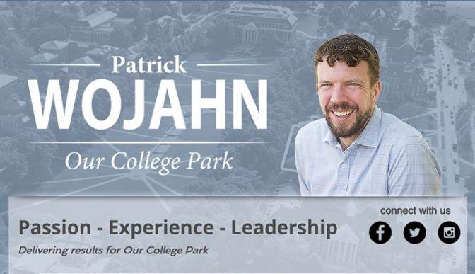 Meet the Mayor: Patrick Wojahn